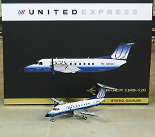 "Gemini Jets United Express ""Blue"" EMB-120 ""New"" 1/200"