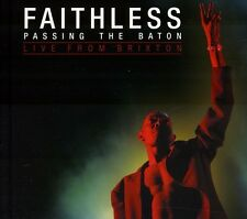 Passing The Baton-Live From Brixton - Faithless (2012, CD NIEUW)2 DISC SET