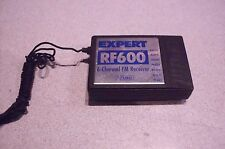 EXPERT ELECTRONICS RF600 6-CHANNEL FM  RECEIVER 72MHz