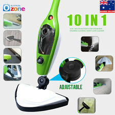 10 in 1 Multifunction Floor Steam Mop Steaming Cleaning 1500W Floor Cleaner