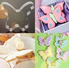 FD3031 Butterfly Stainless Steel Chocolate Cookie Cutter Fondant Cake DIY Mold