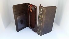 iPhone 5 5s bible leather PU Wallet book Style Case Slim Bible book iphone 5