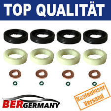 FUEL INJECTOR O-RING EINSPRITZDÜSE DICHTUNG Set VOLVO C40 S40 S80 1.6D/DRIVe