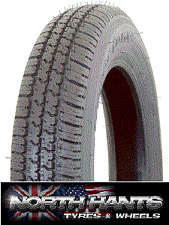 13515 1358015 135/80X15 135/80X15 135/15 FIRESTONE F560 BLACKWALL TYRE