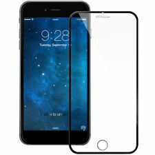 Full Coverage Tempered Glass Screen Protector Film Fit Apple Phone 6 6S Plus