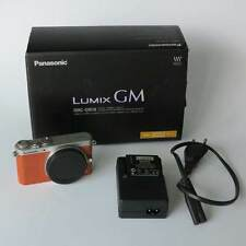 Panasonic Lumix dmc-gm1 16 mégapixels, écran tactile, WiFi ORANGE