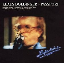 Lifelike - Klaus & Passport Doldinger (2008, CD NEU)2 DISC SET