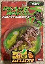 Transformers Beast Wars DINOBOT Mosc New Hasbro Original Raptor Figure