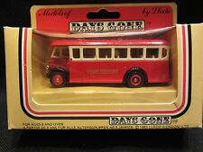 LLEDO  Days-Gone  Half Cab Singledeck Bus  Red  #17004  London  NIB  (11,1)