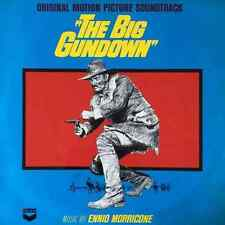 ENNIO MORRICONE ‎- The Big Gundown: Original Motion Picture Soundtrack (LP)