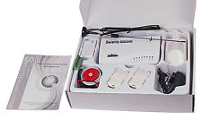 Wireless GSM Alarm System Dual Antenna Alarm Systems Security Home Alarm