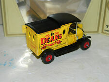 MATCHBOX YESTERYEAR DEAN FOR TOYS...CODE 2