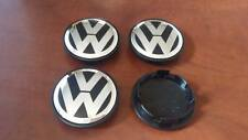 4 Tappi Coprimozzo Cerchi in Lega 65 mm VW Polo Golf V 5 VI 6 Passat Beetle UP