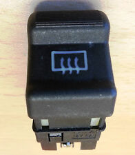 FIAT CINQUECENTO HEATED REAR WINDOW SWITCH. FITS 1991-1999, ALL MODELS. FREE P+P