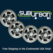 "FITS '91-94 Nissan Pickup # IMP-23X 15"" Chrome Wheel Skins / Hubcaps NEW SET 4"