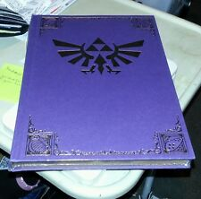 LEGEND OF ZELDA OCARINA OF TIME 3D COLLECTORS EDITION STRATEGY GUIDE BOOK NEW