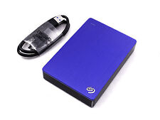 Brand New - Seagate Backup Plus 4TB Portable External Hard Drive USB 3.0 - Blue