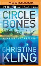 The Shipwreck Adventures: Circle of Bones by Christine Kling (2015, MP3 CD,...