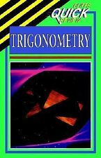 Trigonometry by Cliffs Notes Staff (1994, Paperback, Student Edition of...