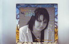 """cd 2 titres Christine UBEDA neuf sous blister """" mieux comme ca"""" """" sur le chemin"""""""