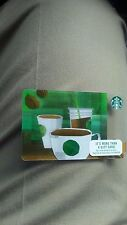 Starbucks 2017 CUPS Card IN HAND JUST RELEASED + Bonus