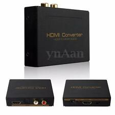 HDMI to SPDIF Optical RCA Stereo L/R Analog Audio Extractor Splitter Converter
