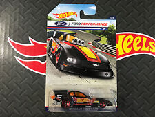 2016 Hot Wheels Walmart FORD PERFORMANCE MUSTANGS MUSTANG FUNNY CAR