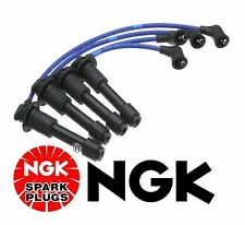 NEW Mazda Miata 1990-2000 Spark Plug Wire Set NGK ZE 21 / 9160 Fast Shipping