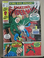 1970 MARVEL COMICS THE AMAZING SPIDER-MAN ANNUAL #7