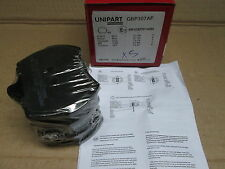 AUSTIN MINI & 1275 GT & MAYFAIR FRONT BRAKE DISC PADS UNIPART GBP 307 AF