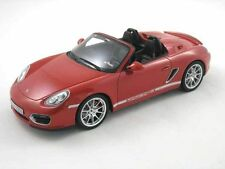 GT Spirit 2012 Porsche Boxster Spyder 987 Guards Red LE of 504 1:18*New Item!