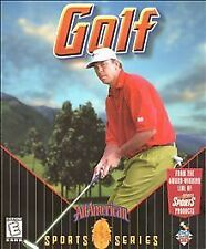 All American Sports Golf Series by Sierra for your PC (1998) Windows