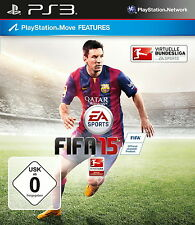 Fifa 15 Ultimate Team Edition para ps3 * bueno * (con embalaje original) o. Inst.