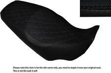 DIAMOND BLACK ST CUSTOM FITS SUZUKI DL 1000 V STORM 14-15 DUAL SEAT COVER