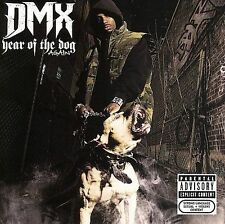 Year of the Dog...Again [PA] by DMX (CD, Aug-2006, Columbia (USA))