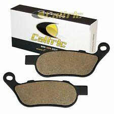 REAR BRAKE PADS FIT HARLEY DAVIDSON FLSTSB CROSS BONES 2008-2011