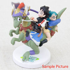 Dragon Ball Z Mini Figure Son Gokou Boy with Bulma Full-color JAPAN ANIME