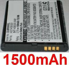 Batterie 1500mAh Pour Blackberry Bold 9000
