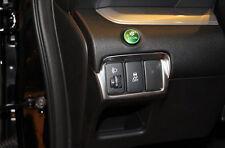 For Honda CRV 2012-2015 ABS Interior Headlight Adjust Control Cover Trim