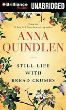 NEW Still Life with Bread Crumbs by Anna Quindlen MP3 CD Book (English) Free Shi
