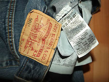 "LEVIS 501 REGULAR FIT W34"" L34""(ORIGINAL) 535 N"