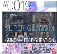 Used Gundam Fix Figuration #0019 Super Fullamor Bandai Pre -Painted