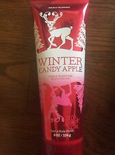 Bath And Body Works Winter Candy Apple Triple Moisture Cream