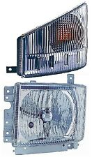 2009 2010 ISUZU NPR HD NQR Truck New Driver Side Headlight & Signal Light