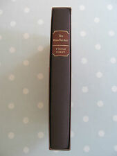 THE WOODLANDERS BY THOMAS HARDY FOLIO SOCIETY DATED 1991