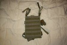 EAGLE INDUSTRIES Coyote Tan MOLLE Drop Leg Pannel Dual Point