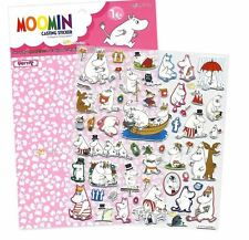 Moomin Casting Sticker Series 1 Diary Chracter Deco Sticker Made In Korea