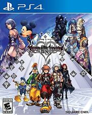 Kingdom Hearts HD 2.8 Final Chapter Prologue (Sony PlayStation 4, 2016)