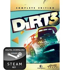 Dirt 3 complete edition clé steam pc et mac