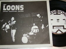 "7"" - The Loons / In the Past & Face out of Phase & Knock - US Garage Rock # 3600"